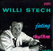 Willi Stech - feeling rhythm